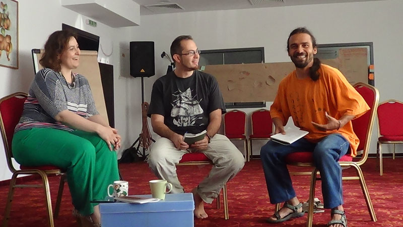 Changemakers Academy gathered the first team of Changemakers in Plovdiv