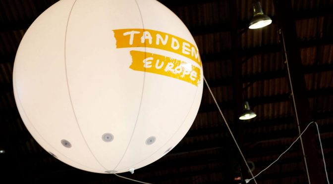 We become a part of the organisation of next Tandem Europe!