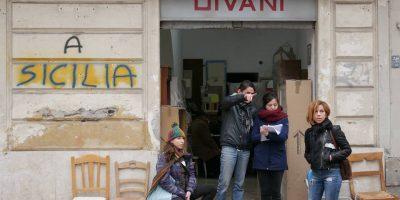 Обучение за градско картиране (Палермо, Италия 2017)